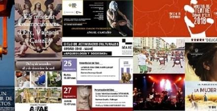 Vuelve la programación de la Sala Cultural La Llotja con la Noche Sabinera
