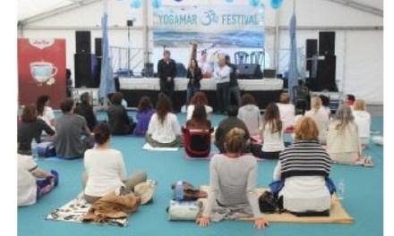 Guardamar cerca ser el centre del turisme saludable de la Costa Blanca: Festival Guardamar Ioga, music & danse