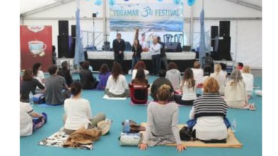 Guardamar busca ser el centro del turismo saludable de la Costa Blanca: Festival Guardamar Yoga, music & dance