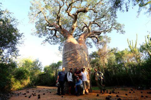 Equipo de Madagascar. Foto: Ignacio Solano