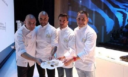 El firmament gastronòmic d'estels Michelin de la Marina Alta enlluernen en Dolia en el Auditori Teulada Moraira