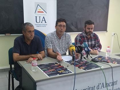 La Universidad de Alicante pone en marcha la primera programación del  Campus de Alcoy