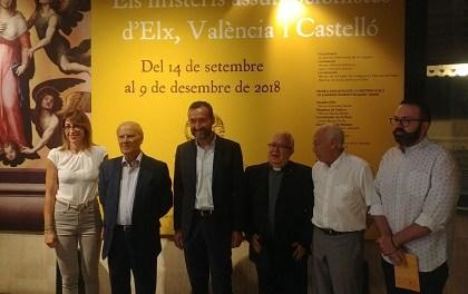 L'Acadèmia Valenciana de la Llengua inaugura a Elx una nova mostra sobre els Misteris Assumpcionistes Valencians