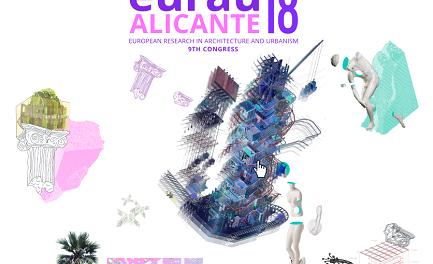 Casa Mediterráneo, Benidorm, Tabarca i el campus de la Universitat d'Alacant acullen EURAU18, el Congrés Internacional d'Arquitectura de la UA