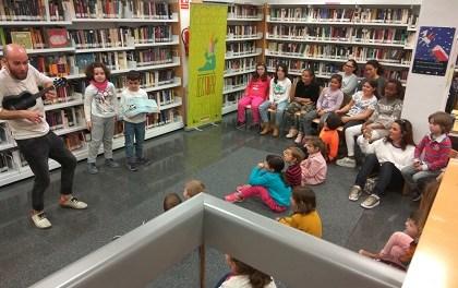 La Regidoria de Cultura d'Alacant presenta un complet programa d'activitats entorn del Dia de la Biblioteca