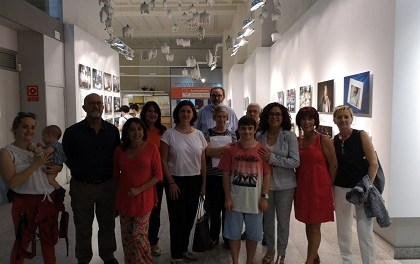"""Inaugurada l'exposició """"XXI Premi Internacional de Fotografia Humanitària Luis Valtueña"""""""