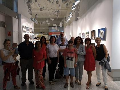 """Inaugurada la exposición """"XXI Premio Internacional de Fotografía Humanitaria Luis Valtueña"""""""