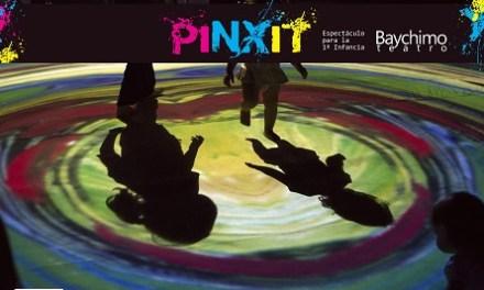 El Museu d'Art Contemporani d'Alacant convida als més xicotets a gaudir de «Pinxit», un espectacle visual i sonor