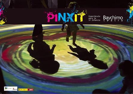 El Museo de Arte Contemporáneo de Alicante invita a los más pequeños a disfrutar de «Pinxit», un espectáculo visual y sonoro