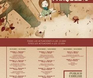 Propuesta cultural para las familias con «Otoño en Parques» en Alicante