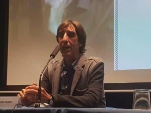 Benjamín Prado. Foto: Juanjo Cervetto