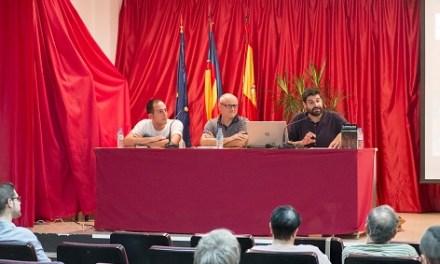 Conferencia del historiador Vicent Baydal en Callosa d'en Sarrià sobre el autogobierno valenciano