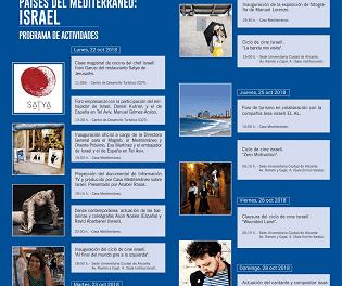 Conectar con Israel en la Casa Mediterráneo de Alicante: cultura, turismo y economía