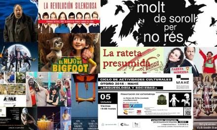 Shakespeare y Moby Dick con Josep María Pou llegan esta semana al  Gran Teatro de Elche