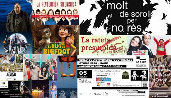 Shakespeare i Moby Dick amb Josep María Pou arriben aquesta setmana al Gran Teatre d'Elx