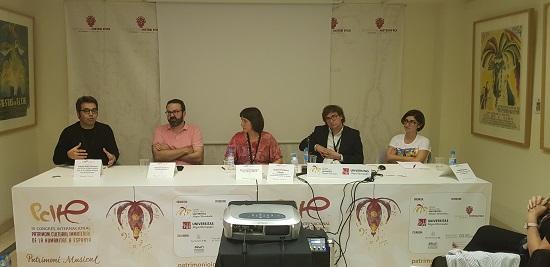 El Misteri d'Elx como patrimonio musical: IV Congreso de Patrimonio Cultural Inmaterial de Elche