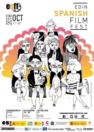 El Festival de Cinema d'Alacant es promocionarà en el ESFF, Edinburgh Spanish Film Festival