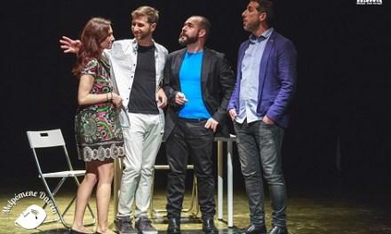 """La campaña de Teatre del Mediterrani sigue en el Aula de Cultura de Alicante con la comedia """"Camas y mesas"""" de Melpómene"""