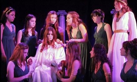 La Nave Argo actúa hoy en el Aula de Cultura de Alicante en la campaña de Teatro del Mediterrani