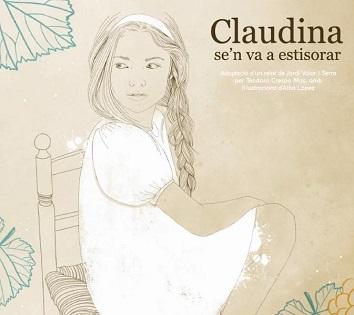 """L'Institut Alacantí de Cultura Juan Gil-Albert va presentar a Benissa el llibre infantil """"Claudina es'n va a estisorar"""""""