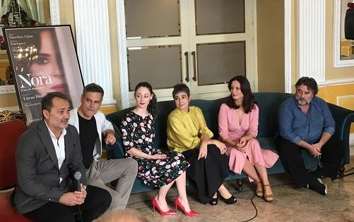 Aitana Sánchez Gijón en el Teatre Principal obrirà la temporada de tardor amb una estrena nacional