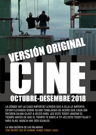Nuevo ciclo de cine en V.O.S en la Sede Ciudad de Alicante a partir de hoy con Isabel Coixet