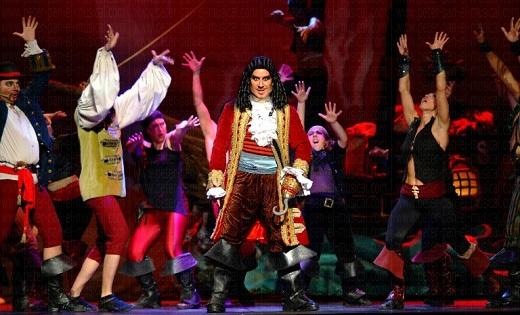 """El espectáculo familiar """"Peter Pan, el musical"""" llega al Teatro Chapí de Villena"""