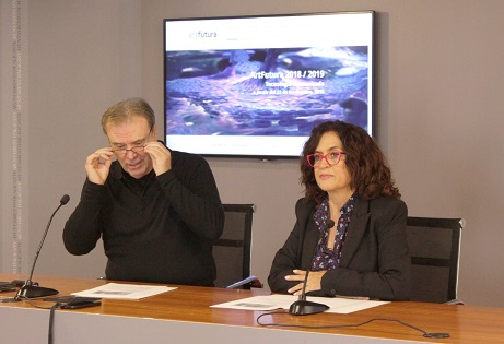 Alicante Cultura presenta la tercera edición del Festival Art Futura en Alicante