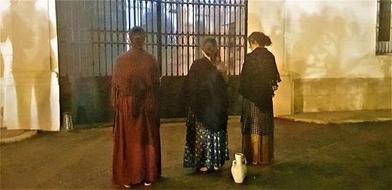 Mariángeles, Paloma i Cecilia, que la història no torne a oblidar els nostres noms