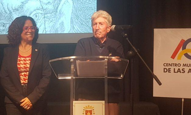 """El Centro Municipal de las Artes de Alicante acoge la exposición del Premio Nacional de Ilustración 2014 José Ramón Sánchez sobre """"Moby Dick"""""""