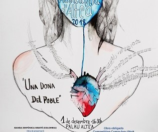 El Certamen Internacional de Bandes de Música dedica la seua 45 edició a 'una dona del poble', Carmelina Sánchez Cutillas