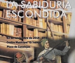 """El benidormense Antonio Fuster Juárez presenta en el Torrejó su libro """"La sabiduría escondida"""""""