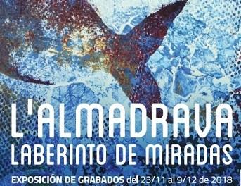 Benidorm inaugura una exposició de gravats realitzats pels alumnes del centre ocupacional Les Talaies