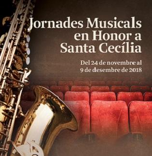 L'AAM celebra la XXXVII Jornades Musicals en honor a Santa Cecilia a Callosa d'en Sarrià