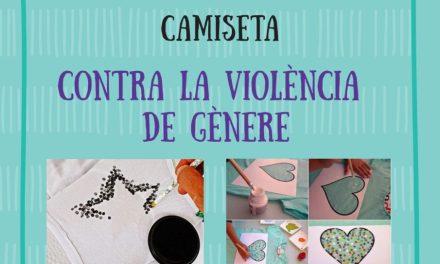 El Punt Jove de Callosa d'en Sarrià acoge este sábado un taller de camisetas contra la violencia de género