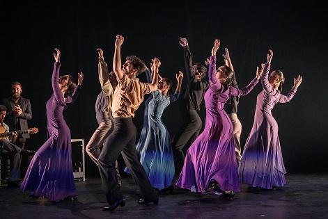 El Festival Flamenc Mediterrani continua aquest divendres amb el Ballet Flamenc Andalusia