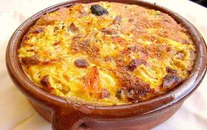 500 anys d'història de l'arròs amb crosta