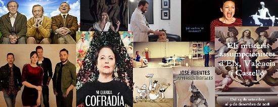 Agenda cultural d'Elx: la comèdia HÉROES en el Gran Teatre