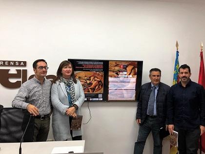 L'Ajuntament d'Elda presenta l'II Congrés de Patrimoni històric – cultural del Vinalopó