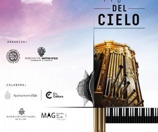 """La Basílica de Santa María de Elche acoge el V Ciclo de conciertos de órgano """"La música del cielo"""""""