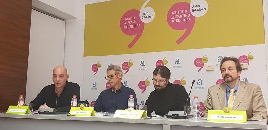 """La """"huella invisible d'Estruch"""" com a mestre de les noves generacions del teatre a Espanya"""