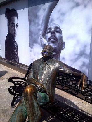 "El ciclo ""Arte audiovisual"" del Instituto de Cultura Gil-Albert recupera un documental sobre el artista Gastón Castelló"