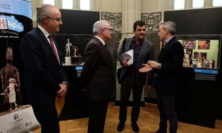 La nueva exposición MARQ propone un original viaje por la historia de la humanidad a través de figuras de plastilina