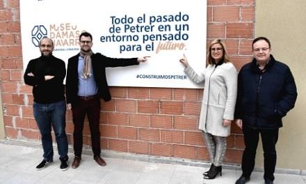 Petrer estrenarà el nou museu Dámaso Navarro en 2019