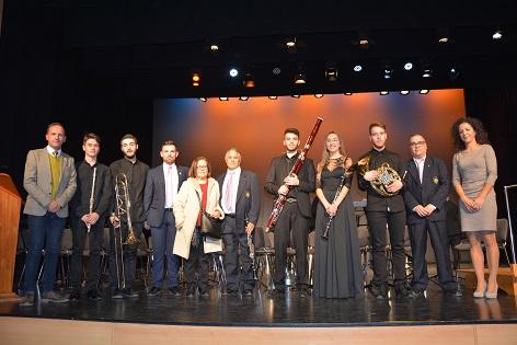 "Pinoso acogerá el próximo año el I Certamen de Bandas de Música nacional bajo el nombre de ""Andrés Vidal Martínez"""