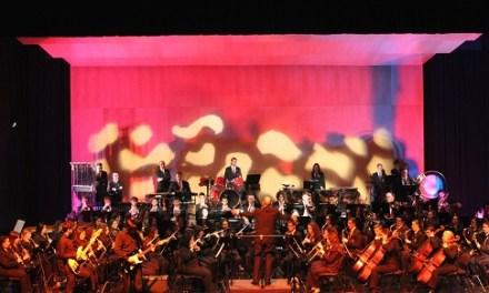 Ilusión e emoción en los conciertos en honor a Santa Cecilia en el Auditori Teulada Moraira