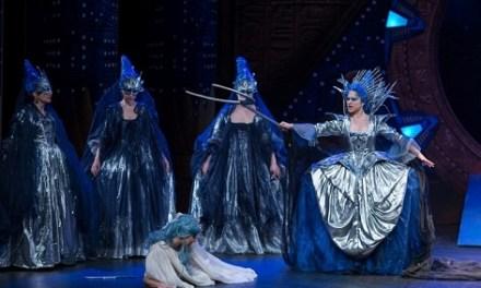 La Flauta Mágica de Mozart en el Teatro Chapí de Villena