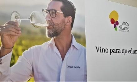 Quique Dacosta, imagen de los Vinos Alicante DOP