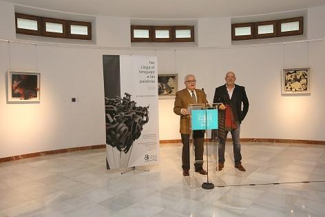 La Diputació d'Alacant presenta una mostra de l'artista il·licità Eutiquio Estirado amb 24 quadres i escultures