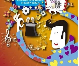 Alicante Cultura programa JugaNadal con una amplia oferta de actividades familiares en los barrios para Navidad